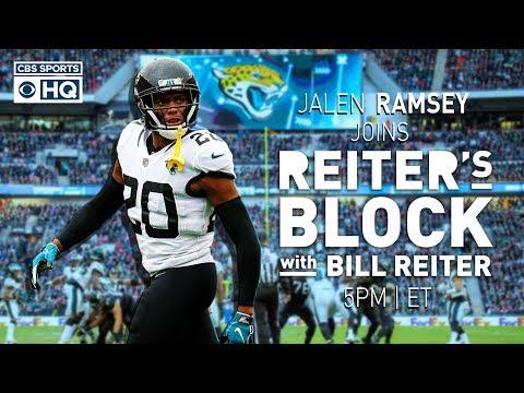Video: Jalen Ramsey Has Faith in Blake Bortles | Reiter's Block