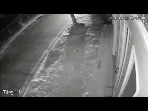 Video thực tế quan sát ban đêm tại Trích Sài - Hà Nội