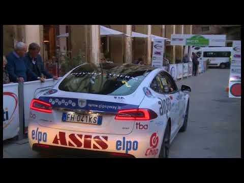 L'Ecorally di San Marino fa tappa ad Arezzo, ottava la coppia Ghinelli-Cornioli