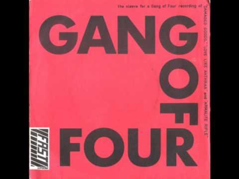 Tekst piosenki Gang of Four - Anthrax po polsku