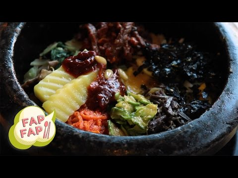 korea - We drove many hours outside of Seoul to go eat the best bibimbap in Korea in Jeonju, South Korea. You've never had bibimbap until you've had this stuff. We'll show you what it's like for...