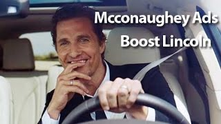 Lincoln (AL) United States  city photos : Lincoln's Mcconaughey Ads a Hit, UAW Approves New FCA Deal - Autoline Daily 1729