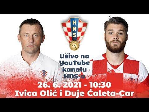 Konferencija za medije (Olić, Ćaleta-Car) 26.06.2021. 10:30 Rovinj