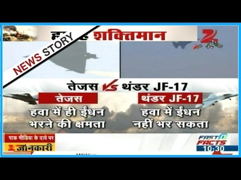 Comparison between India-Pakistan air force