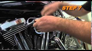 2. K&N Air Intake Install Video for select 2007-2012 Harley Davidson Sportster Models