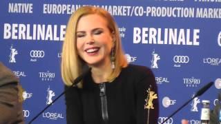 Nicole Kidman on QUEEN OF THE DESERT Werner Herzog Berlinale 2015
