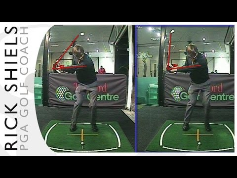 Reducing Lag Angle Golf Lesson