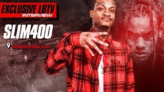 Slim 400 Interview In Bompton - Meeting YG, Signing Sad Boy Loko, 6IX9INE Beef Explained 4K