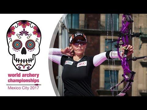 Full session: Compound Finals | Mexico City 2017 Hyundai Archery World Championships (видео)
