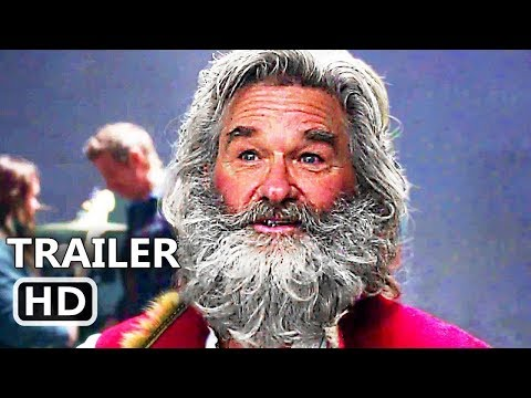THE CHRISTMAS CHRONICLES Official Trailer Tease (2018) Kurt Russell, Netflix Santa Movie HD