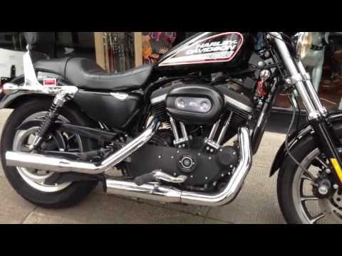 2005 HARLEY-DAVIDSON SPORTSTER ROADSTER XL883R @ West Coast Harley-Davidson, Glasgow, Scotland