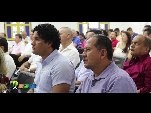 Mandatarios electos del Huila se comprometen con la gestión ambiental