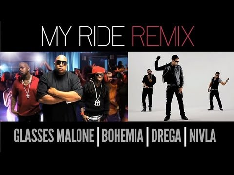 mp3 Download | My Ride Remix | The Bilz & Kashif - feat. Glasses Malone, Bohemia, Drega, Nivla