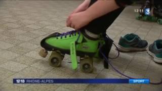 Roller Derby : Lyon comme sur des roulettes