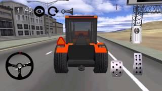 Видео в Tractor Simulator 3D