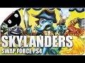 Skylanders Swap Force 11 El Loco De Las Pistolas
