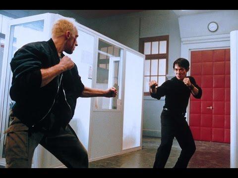Agent Liu (Jet Li) vs The Twins (Cyril Raffaelli & Didier Azoulay) - Kiss of The Dragon