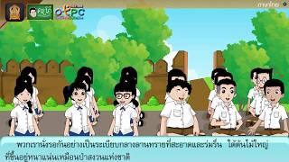 สื่อการเรียนการสอน อ่านเสริมเติมความรู้เรื่อง ห้องสมุดป่า ป.4 ภาษาไทย