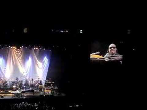 "Stevie Wonder- ""Don't You Worry 'Bout a Thang"" in Nashville"