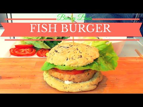 Bimby TM5 -TM31   Thermomix - Hamburger di Pesce / Fish Burger