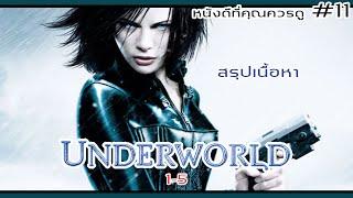 สรุปเนื้อหา Underworld สงครามโค่นพันธุ์อสูร - MOV Studio