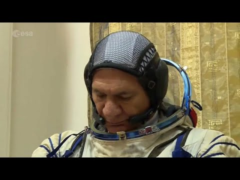 Ιταλία: Ο γηραιότερος αστροναύτης της Ευρώπης κάνει όνειρα…