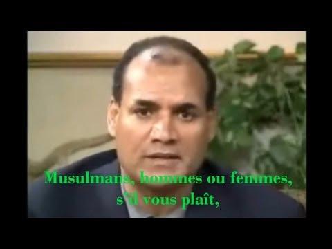 ✥ Ex-IMAM prof d'AL-AZHAR converti au Christ (Témoignage chrétien du Pr. Mark A. Gabriel) ✥