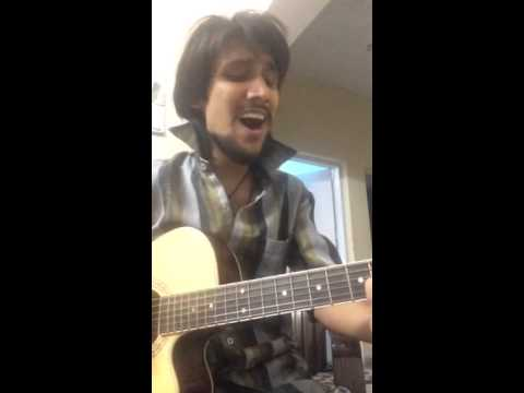 Tere bina(heropanti) song on guitar.........by arpit