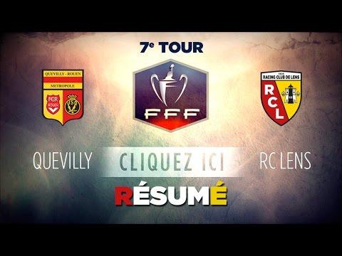Coupe de France QRM -RC LENS