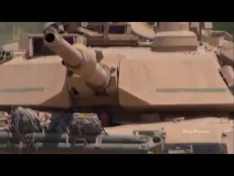 Abrams - This is the Abrams M1 and Leopard 2 A6, the best battle tanks in the world. m1 abrams in action, m1 abrams in iraq https://twitter.com/SkypWarrior https://ww...