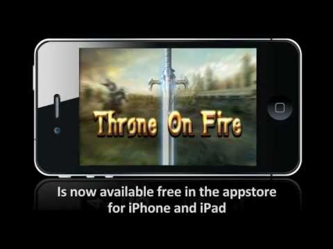 Video of Throne on Fire