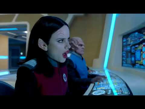 THE ORVILLE 1x08 - INTO THE FOLD