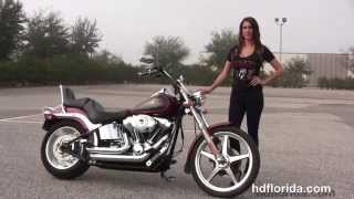 4. Used 2007 Harley Davidson Softail Custom Motorcycles for sale