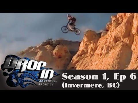 Drop In TV, Season 1 Ep. 6 (the original mountain bike TV series) FULL EPISODE