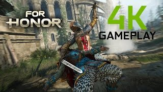 Download Lagu For Honor - GAMEPLAY 4k 60fps Ultra Settings - GeForce Ultimate Gaming Mp3