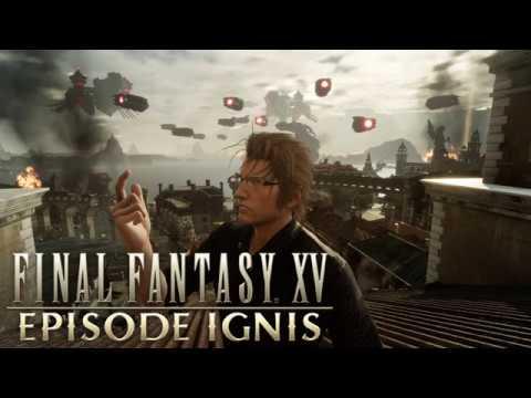 Final Fantasy XV: Episode Ignis - Battle Command Video de Final Fantasy XV