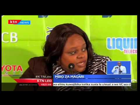 KTN Leo: Madereva 40 wajianda kwa mashindano ya magari kaunti ya Uasin Gishu, Septemba 28 2016