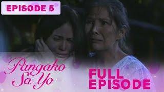 Nonton Pangako Sa'Yo | Full Episode 5 Film Subtitle Indonesia Streaming Movie Download