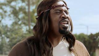 White Christians Protest 'Black Jesus' Show