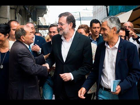 """Rajoy: """"No sería bueno que hubiera terceras elecciones pero estaré ahí con ilusión y determinación"""""""