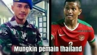 MEME ABDUH LESTALUHU VS THAILAND MEWAKILI PERASAAN INDONESIA, ...