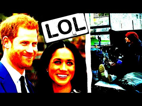 The Royal Wedding VS The Homeless