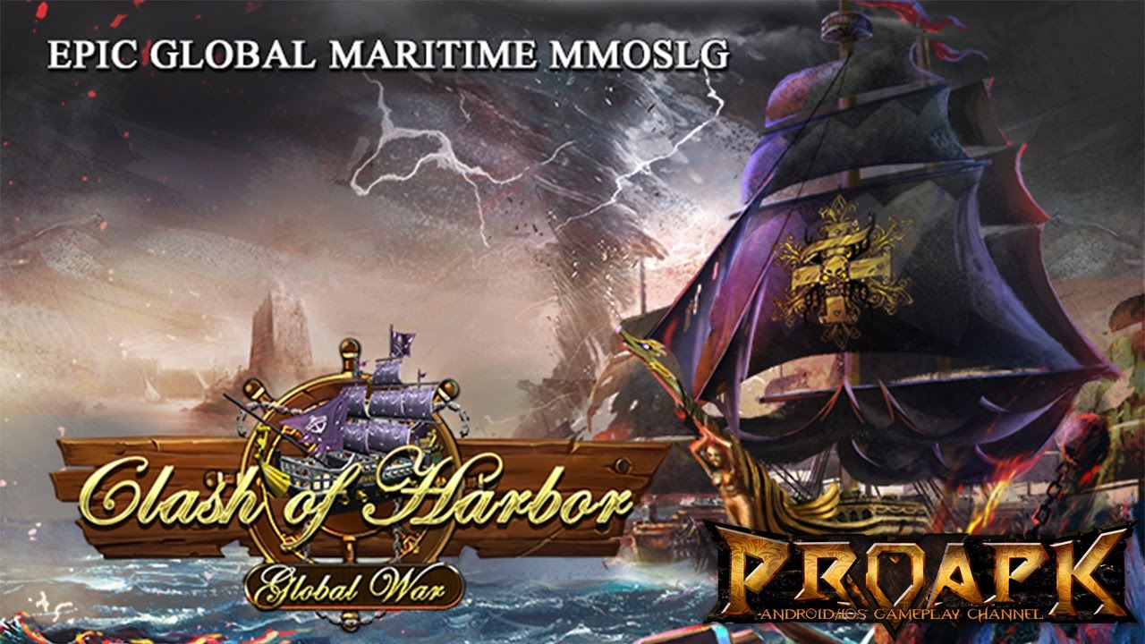 Clash of Harbor - Global War