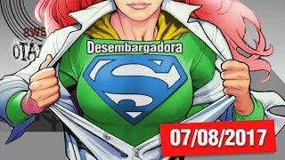 """Lembram-se da super mamãe desembargadora que conseguiu tirar seu filho bandido da prisão?! Pois é… esse não foi o único filho dela na mesma situação #SomosTodosOtariosLOJINHA http://canaldootario.com.br/store/CAMISETAS http://canaldootario.com.br/loja2/SE INSCREVE AÍ NESSA BAGAÇA http://bit.ly/2dlmOXnTORNE-SE MEU PATRÃO ;-) http://www.patreon.com/CanalDoOtarioDOAÇÕES http://www.canaldootario.com.br/doacoes/Acesse o site http://CanalDoOtario.com.brLojinha do Canal do Otário http://canaldootario.com.br/store_Utilize o código: CANALDOOTARIO na primeira corrida do UBEREste código oferece uma viagem com desconto de até R$20 para novos usuários. O código é válido até 31/12/17 e é exclusivo para novos usuários.Abaixo segue um passo a passo para o uso do código.1º Baixar o Uber e/ou abrir o aplicativo http://ubr.to/2cxGDbL 2º Clicar no menu superior esquerdo (três traços do canto superior esquerdo).3º Clicar em promoções.4º Clicar em """"Adicione um código promocional"""".5º Escrever CANALDOOTARIO e clicar em aplicar.Para mais informações, fontes e links extras acesse:http://www.canaldootario.com.br/videos/mamae-desembargadora-venezuela-suspensa-gilmar-x-janot-e-cleo-pires-na-balada/ Agradecimentos Especiais aos Patrões:Delcio JuniorBruno BezerraMarcelo FerreiraRafael CostaGustavo GalvãoAndré CastroRaphael AmorimPlínio DutraEdu CruzDaniel LacerdaLuciano CamposPedro VieiraMike MorcerfR SouzaObrigado, Patrões! O apoio financeiro ao Canal através do Patreon, está sendo fundamental para manter o Canal vivo e fazer vídeos como este!___Música e efeitos sonoros:Diego Vilas Boas"""