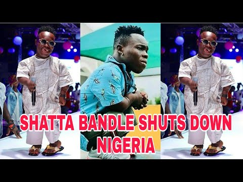 SHATTA BANDLE SHUTS DOWN NIGERIA WITH AMAZING PERFORMANCE