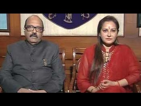 Amar Singh  Jaya Prada join RLD 11 March 2014 01 AM