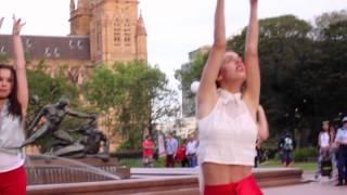 Video Magical Flashmob Wedding Proposal Hyde Park Sydney MP3, 3GP, MP4, WEBM, AVI, FLV Agustus 2018