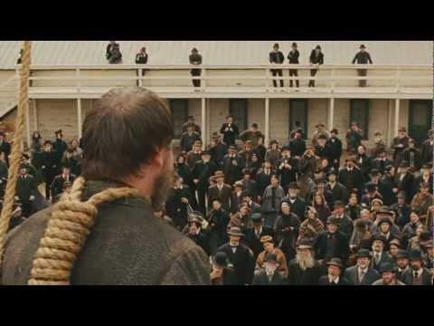 True Grit: Hanging Scene; instantly compelling piece of cinematography