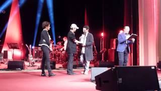 Francesco Baccini Premia Cui Jian - Premio Tenco 2013