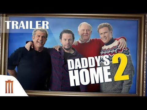 Daddy's Home 2 - Official Trailer [ตัวอย่างซํบไทย]  Major Group